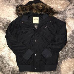 BRAND NEW Hollister winter jacket
